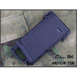 Chargeur M4 PMAG 70 Billes w/Ranger Plate Noir (Emerson)