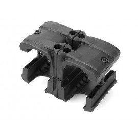 WE Coupleur Chargeur MP7 Noir (Emerson) AC-EMBD0749 Chargeurs