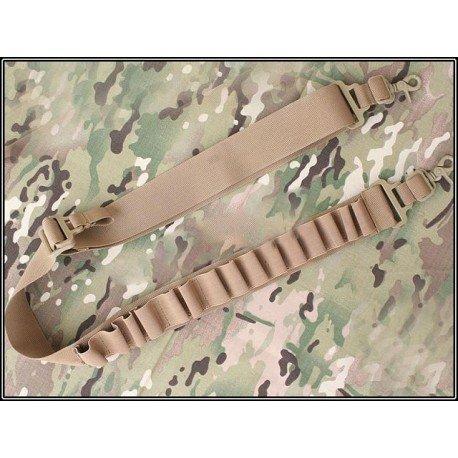 Emerson Sangle Fusil à Pompe Désert (Emerson) AC-EMBD8795A Equipements