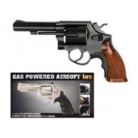 "Revolver Gaz 4"" Noir (HFC)"