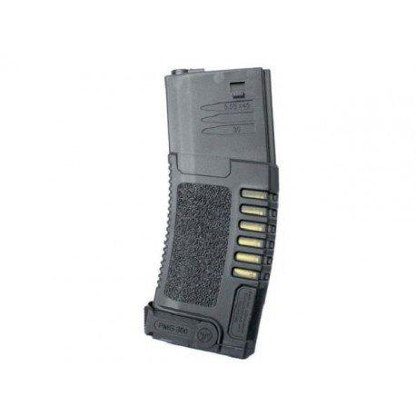 Chargeur M4 Amoeba 140 Billes Noir (Ares) AC-AR40037/AM4140BK Chargeurs AEG et AEP