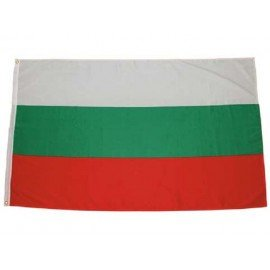 Drapeau Bulgarie 150x100 cm