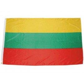 Bandera de Lituania 150x100 cm.