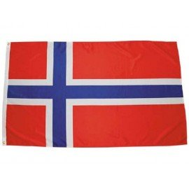 Bandiera norvegese 150x100 cm (101 inc)