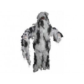 Ghillie Full Set Neige M/L HA-MFH07703L Uniformes