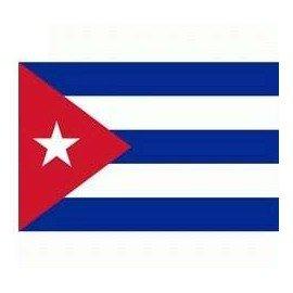 101 INC Drapeau Cuba 150x100 cm AC-WP447200190 Equipements