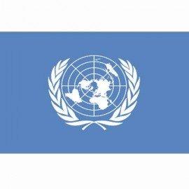 Bandera de la ONU 150X100 cm