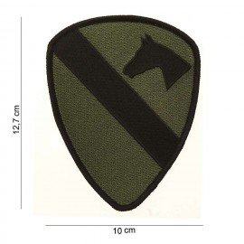 101 INC Patch US Cavalry OD AC-WP47028511A Patch en tissu