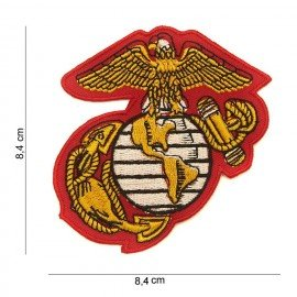 101 INC Patch US Marine Corps AC-WP47028375A Patch en tissu
