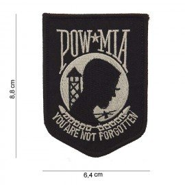 101 INC Patch Pow Mia Black (101 Inc) AC-WP47022675A Patch