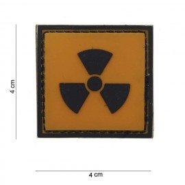 Parche de PVC radioactivo 3D (101 inc.)