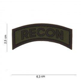 Parche 3D PVC Recon OD (101 Inc)