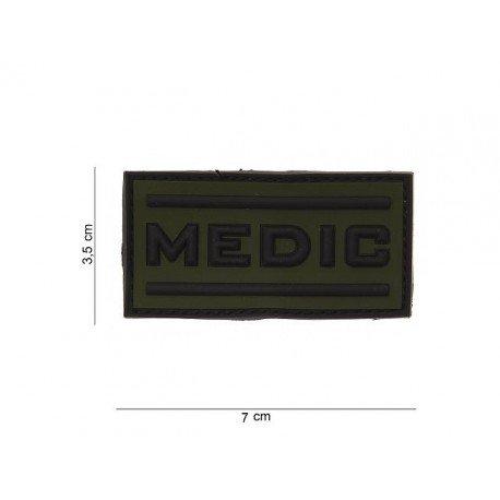 101 INC Patch 3D PVC Medic OD (101 Inc) AC-WP4441003548 Patch en PVC