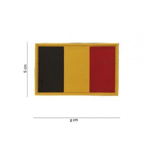 101 INC Patch 3D PVC Belgique (101 Inc) AC-WP4441103513 Patch en PVC