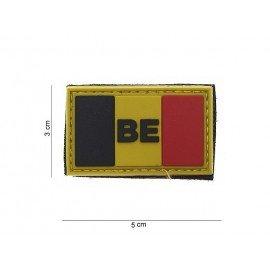 3D PVC Small Belgium 3D Patch (101 Inc)