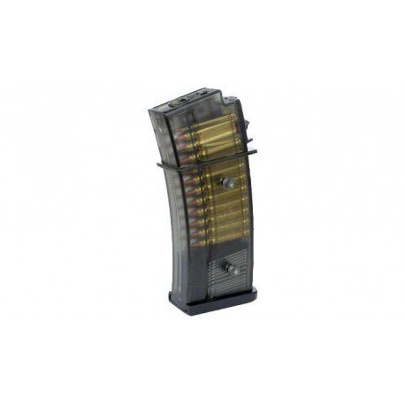 WE STOP Chargeur G36 realiste 45 Billes (Ares) AC-ARMG3645P Chargeurs