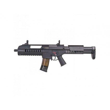 replique-GSG ARES G14 Fibre & Blowback Noir -airsoft-RE-CB130929