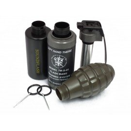 Grenade Co2 : Pack Kit Armement w/ 3 coques (APS)