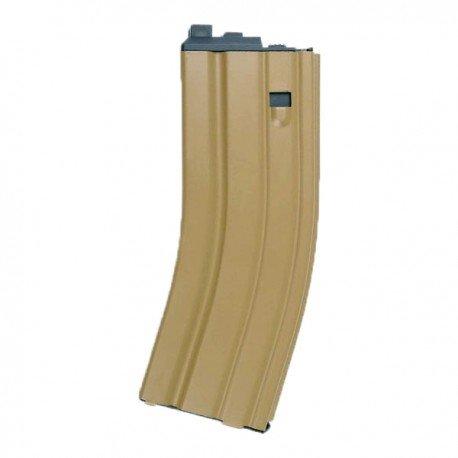 WE Chargeur Co2 GBBR M4 Desert (WE) AC-WEGC0105MT Chargeurs