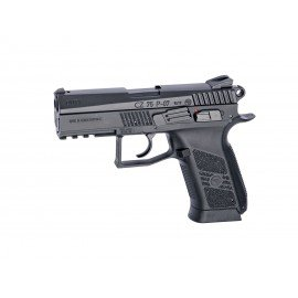 ASG CZ75-D P07 Duty Blowback-Co2-Metall (ASG 16720) RE-AS16720 Co2-Co2-Pistole