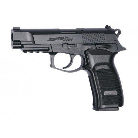 ASG Bersa Thunder 9 Pro Culasse Fixe Co2 (ASG 17309) RE-AS17309 Pistolet à co2 - Co2