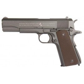 CYBERGUN Colt M1911 Anniversary Co2 (Swiss Arms 180512) RE-CB180512 Répliques WWI / WWII