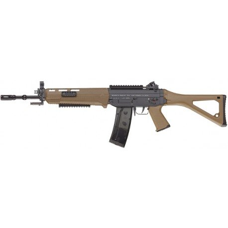 replique-ICS SIG 551 LB DESERT -airsoft-RE-ICS55