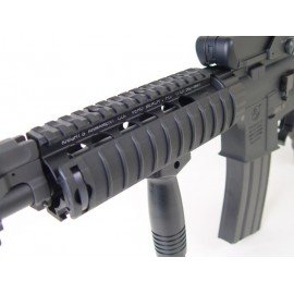 Nitro.VO - Cache Rail Armor Noir
