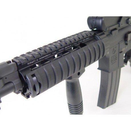 Nitro.VO - Cache Rail Armor Noir AC-NVRCAMR Rail & Cache Rail