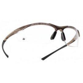Gafas de contorno incoloro platino (Bollé)