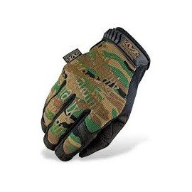 Mechanix Original Woodland Handschuhe