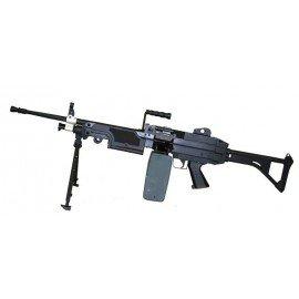 A&K M249 MKI Minimi RE-AKM249MIN Fusil électrique - AEG