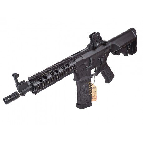 "replique-Ares Amoeba M4 CQB-R 7"" Noir Combat Gear -airsoft-RE-ARAM008/AR00015"