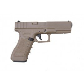 replique-G18C AEP Desert (Cyma) -airsoft-RE-CMCM030TN