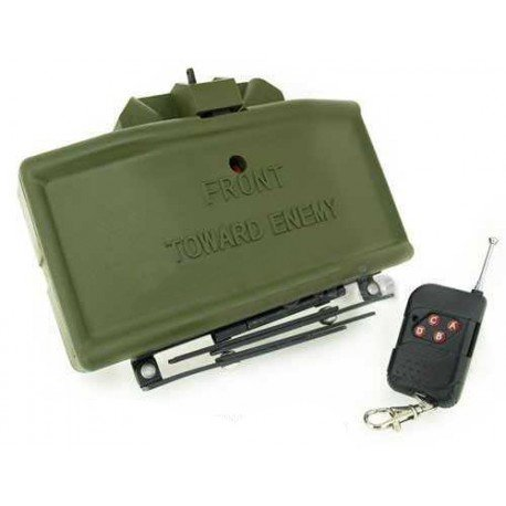 CYMA Mine Claymore M18A1 w/ Telecommande (Cyma M18A1) RE-CMM18A1 Grenade & Mine