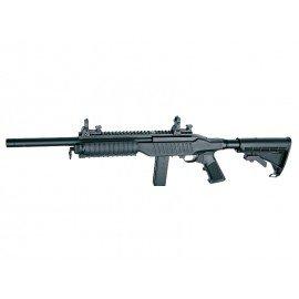 KJ Works KC02 Sniper Gen2 con caricabatterie a gas lungo