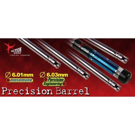 Action Army Action Army Canon de Précision 6.01 de 455mm AC-AAD01018 Pièces Upgrades Sniper