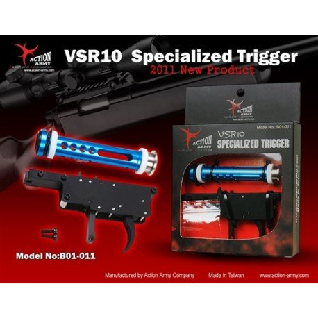 Action Army Action Army Zero Trigger VSR10 AC-AAB01011 Pièces Upgrades Sniper