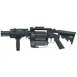 ICS ICS Lance Grenade Multiple GLM Long Noir RE-ICS192 Grenade & Mine Airsoft