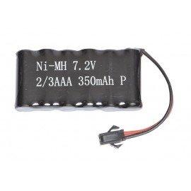ASG Batería SMG AEP 7.2v 350 mAh (ASG 17276) Baterías AC-AS17276