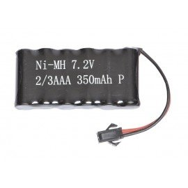 Batterie ASG Battery SMG AEP 7.2v 350 mAh (ASG 17276) AC-AS17276