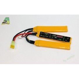 GunPowder Batterie LiPo 11,1v Triple 1100mah AC-GP9113012 Batteries
