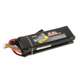 CYBERGUN Batterie LiFe 9,9v Mini 1200 mAh (Swiss Arms 603279) AC-CB603279 Batteries
