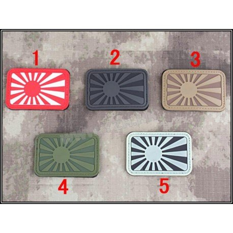 Emerson Patch 3D PVC Japon OD (Emerson) AC-EMBD5497C Patch en PVC
