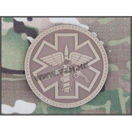 Emerson Emerson Patch 3D PVC Paramedic Coyote AC-EMEM5482B Equipements