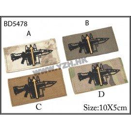 Emerson Patch Assault Desert AC-EMBD5478C Patch en tissu