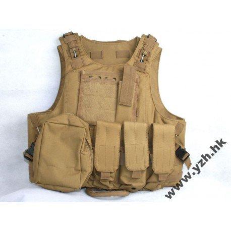 Emerson Emerson Ciras AAV FSBE Désert AC-EMBD2843 Gilet & Veste tactique