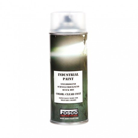 Fosco Spray / Vernis Neutre Transparent (Fosco) AC-FC469318 Peinture