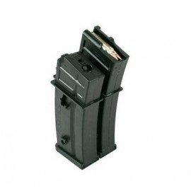 Dble Chargeur G36 Electrique 1000 Billes (JS)