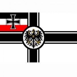 Deutschland Flagge 1914 150x100 cm